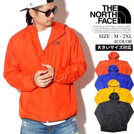 THE NORTH FACE ザノースフェイス ウインドブレーカー メンズ 防風 FLYWEIGHT HOODIE B系 ファッション メンズ ヒップホップ ストリート系