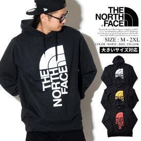 THE NORTH FACE ザノースフェイス プルオーバーパーカー メンズ 裏起毛 ロゴ プリント B系 ファッション メンズ ヒップホップ ストリート系