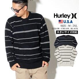 Hurley ハーレー ニット セーター メンズ CI2137 2019秋 新作