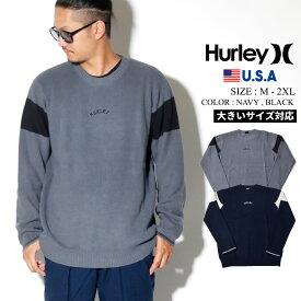 Hurley ハーレー ニット セーター メンズ CI2139 2019秋 新作