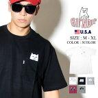リップンディップTシャツメンズ半袖RIPNDIPripndipポケT猫ネコブランドストリート系B系ファッション