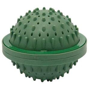 BIOCERA洗濯ボール(抹茶) [ カビ 部屋干し 除菌 抗菌 節約 節水 セラミック 手間 簡単 赤ちゃん 洗剤不要 入れるだけ おすすめ ドラム式 送料無料 ]