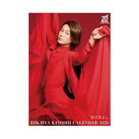CL-311 氷川きよし 2020年 カレンダー 〈 演歌歌手 〉