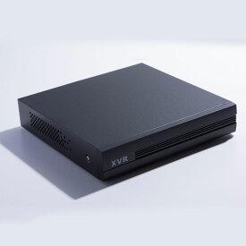 5 in 1 (CVI/AHD/TVI/CVBS/IP) 5.0MP 監視カメラ/防犯カメラ対応レコーダー HDD 録画機