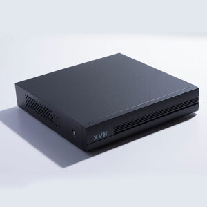 4CH 5in1(CVI/AHD/TVI/CVBS/IP) 5.0MP対応 4CH 監視カメラ/防犯カメラ対応レコーダー HDD 録画機