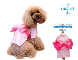 SALE クークチュール セール クールクールプラス 浴衣GIRL クール加工+防虫加工のダブル効果 全1色 12200 S-3Lサイズ ST-LTサイズ