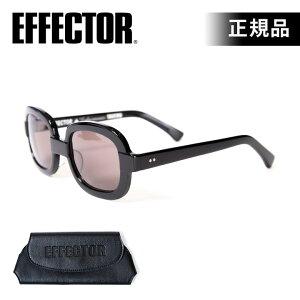 【正規品】EFFECTOR エフェクター Modulor BK ブラック スクエア メンズ 眼鏡 メガネ サングラス 伊達メガネ 新品 正規販売店