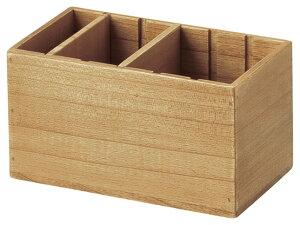 マルチボックス 整理箱 木製ボックス 収納ボックス 収納ケース ウッドボックス 小物入れ 小物収納 小物収納ケース 道具箱 整理 収納 ディスプレイ 木 木製 チェリーウッド 卓上 雑貨 小物 ナ