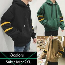 パーカー メンズ 長袖 大きいサイズ ブルゾン トップス 中学生 高校生 10代 20代 ファッション 2993