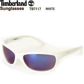Timberland Sunglasses TB7117 WHITE ティンバーランド サングラス UV CUT UVカット ホワイト USAモデル【Timber Land AMERICA MODEL テインバーランド 米国モデル アウト ドア キャンプ ハイキング トレッキング スポーツ 登山 あらゆる、場面で、活躍してくれます!】