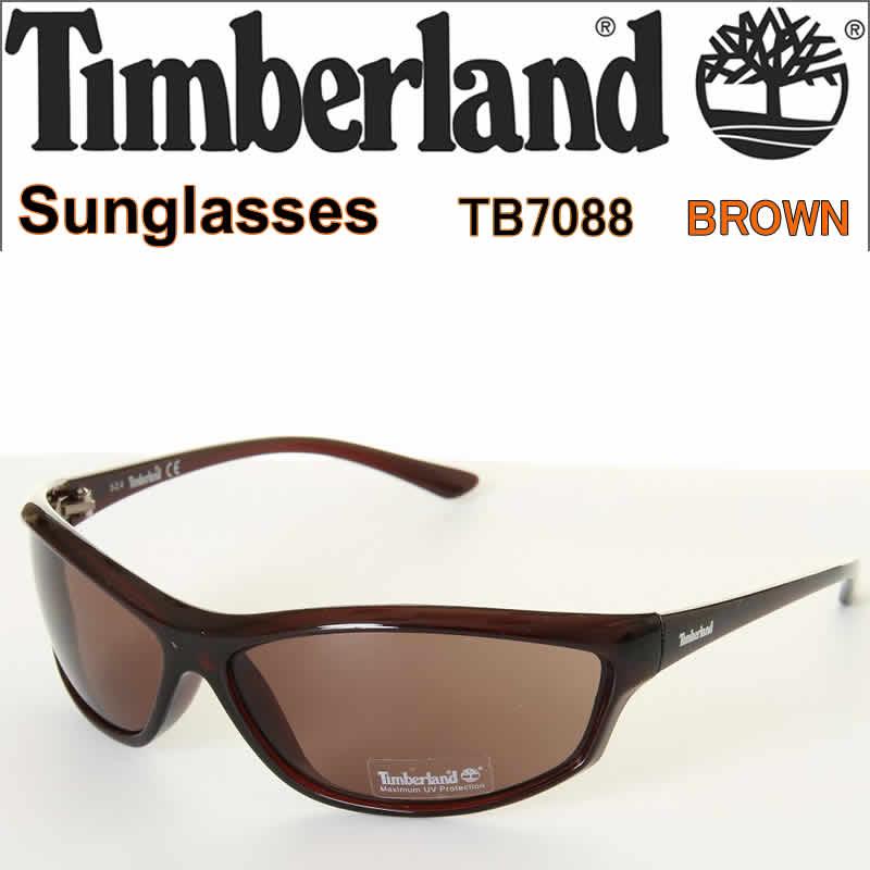 Timberland Sunglasses TB7088 BROWN ティンバーランド サングラス UV CUT UVカット ブラウン USAモデル【Timber Land AMERICA MODEL テインバーランド 米国モデル アウト ドア キャンプ ハイキング トレッキング スポーツ 登山 あらゆる、場面で、活躍してくれます!】
