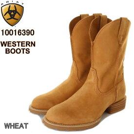 ARIAT 10016390 ARIAT HERITAGE STOCKMAN COWBOY BOOTS アリアット ウエスタンブーツ アリアト アメリカ 米国ロデオ公認【アリアット ウェスタンブーツ アリアトジーンズ 世界のロデオ大会公認スポンサー Ariatは、騎手を対象とする乗馬靴と衣類の有名ブランドです】
