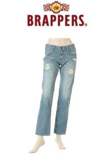 BRAPPERSLOT LB104-W442C cropped pants Womens