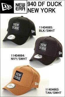 NEW ERA新埃拉940 DF DUCK NY 11404665 11404664 11404663 CAP NEWYORK纽约帽子boshi人人小东西女士