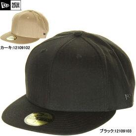 NEW ERA ニューエラ 12109103 12109102 59FIFTY メタルフラッグロゴ ブラッシュガンメタル キャップ ベースボールキャップ【NEWERA newera ブラック 帽子 cap 59FIFTY バッグ 小物 ブランド雑貨 帽子 シンプル かっこいい 野球 新品】