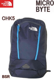 THE NORTH FACE CHK5 BSR BLUE ブルー ザ・ノースフェイス USA限定モデル リュック MICRO BYTE BACK PACK バック マイクロバイト バックパック リュックサック ザ ノースフェイス カバン【JK3 アウトドア スポーツ ツーリング 自転車 サイクリング 登山 通勤 通学 PC】