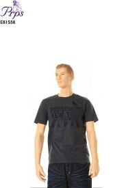 ピーアールピーエス【PRPS JEANS】NEW YORK JAPAN TEE ニューヨーク ジャパン Tシャツ LOT E61S56(GREY)PRPS ベッカム 愛用ジーンズ PRPS デニ ム ジーンズ【PRPS ベッカム】