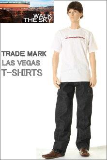 GRAND CANYON SKY WALK Tee Shirts大峽谷天行走T恤CREW T-SHIRT圓領T恤限定印刷