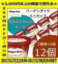 「500円オフクーポン配布中!」 [20%OFF] ハーゲンダッツ アイスクリーム ミニカップ 13種類から2種類選べる12個(6個×2種類)セット
