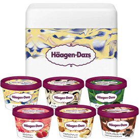 ギフト アイスクリーム ハーゲンダッツ アイスクリーム ギフト ミニカップ(110ml) おすすめ12個セット お礼 お返し 内祝い 出産祝い お祝