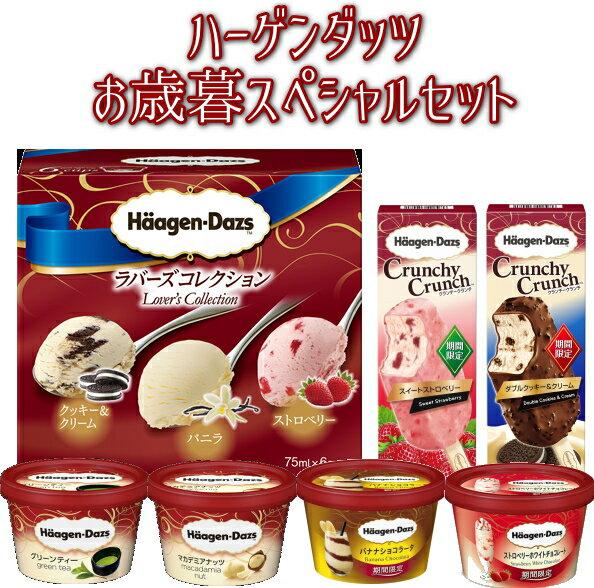 お歳暮 ハーゲンダッツ アイスクリームお歳暮スペシャルセット アイスクリームギフト