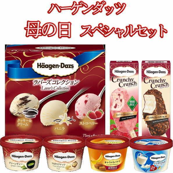 母の日 ハーゲンダッツ アイスクリーム母の日スペシャルセット