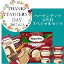 お中元 ハーゲンダッツ アイスクリーム 父の日スペシャル ギフト セット お中元 お礼 お返し 内祝い 出産祝い お祝