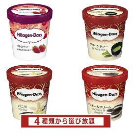 ハーゲンダッツパイント[業務用] 4種類から選べる4個セット