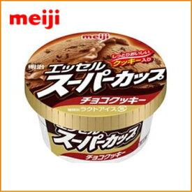 明治 エッセルスーパーカップチョコクッキー 200ml×24個入り