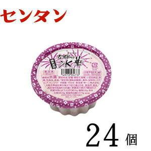 【20%OFF】センタン 古都の氷華 練乳金時(150ml)×24個 かき氷