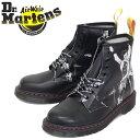 正規取扱店 Dr.Martens (ドクターマーチン) 24789001 1460 SEX PISTOLS セックス・ピストルズ 8H レザーブーツ BLACK
