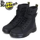 正規取扱店 Dr.Martens (ドクターマーチン) WMS 25542001 COMBS W TECH コム テック 8ホール レディース ブーツ BLAC...