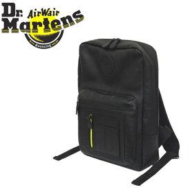 正規取扱店 Dr.Martens (ドクターマーチン) AC989033 DNA BACK PACK レザーバックパック BLACK