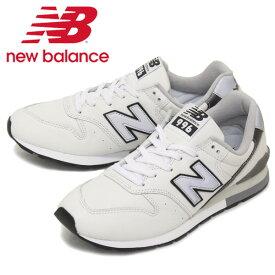 正規取扱店 new balance (ニューバランス) CM996 NA スニーカー WHITE NB741