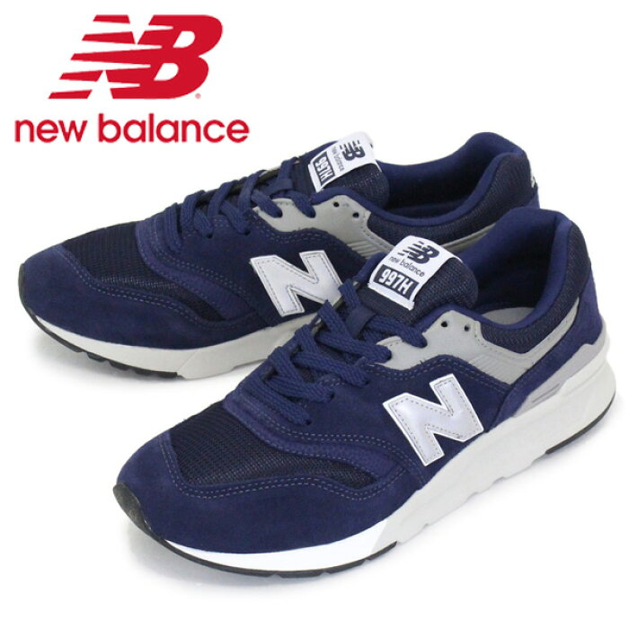 402b2a461087f 正規取扱店newbalance(ニューバランス)CM997HCEスニーカーNAVYNB624