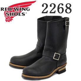 正規取扱店 Red Wing(レッドウィング レッドウイング) 2268 ENGINEER BOOTS(エンジニアブーツ) ブラック