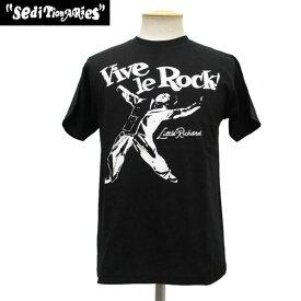 正規取扱店 SEDITIONARIES by 666 (セディショナリーズ) ORIGINAL VIVE LE ROCK Tシャツ ブラック STO004