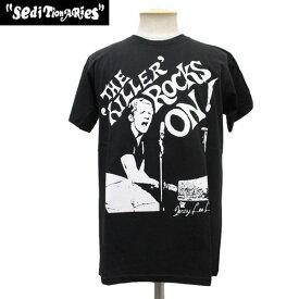正規取扱店 SEDITIONARIES by 666 (セディショナリーズ) THE KILLER ROCK'S ON Tシャツ ブラック STO005