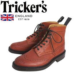 正規取扱店 Tricker's トリッカーズ 2508M COUNTRY BROGUE(カントリーブローグ) コマンドソール ウッドランドアティテュード TK019