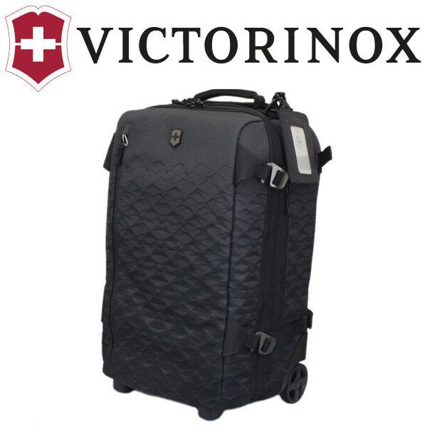 正規取扱店 VICTORINOX (ビクトリノックス) 604322 Vx Touring Wheeled 2-in-1 Carry-On キャリーバッグ バックパック/ダッフル AT アンスラサイト VX026