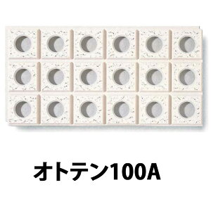 [最安値挑戦中!!]防音天井材 オトテン100A厚さ27mmx303x606mm (9枚入)TB01018 DAIKEN