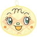 丸型タオル メロンパンナちゃん
