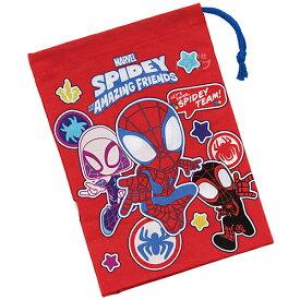 スパイダーマン コップ袋 KB62 メール便対応品 569074