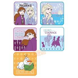 ミニタオル5枚組 アナと雪の女王2 「ウィズカレッジ」 695618 メール便対応品