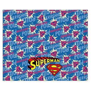 (3月下旬入荷予定) スーパーマン スーパーマンミックス 巻きタオル 100cm丈 727890