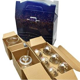 中国茶器セット・維多利亜的秘密(耐熱ガラス茶器セット 茶壺・茶海・茶杯)