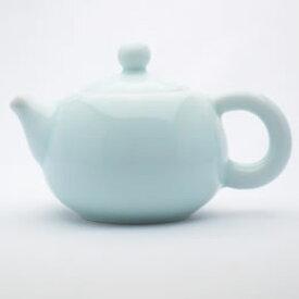 青磁の中国茶器・西施壺(弟窯粉青)150ml(満水180ml)