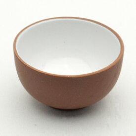 中国茶器・紫砂(陶器)・白釉品茗杯(茶杯)20ml(満水30ml)