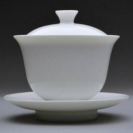玉蘭蓋碗(冷白) 140ml