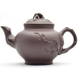 宜興紫砂壺 梅報春 王建羔 250ml (濃茶)